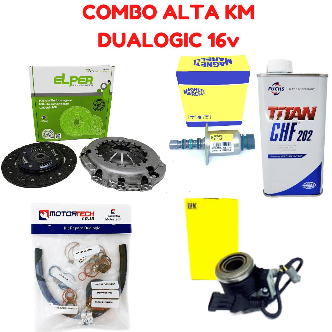 COMBO ALTA KM DUALOGIC 16V