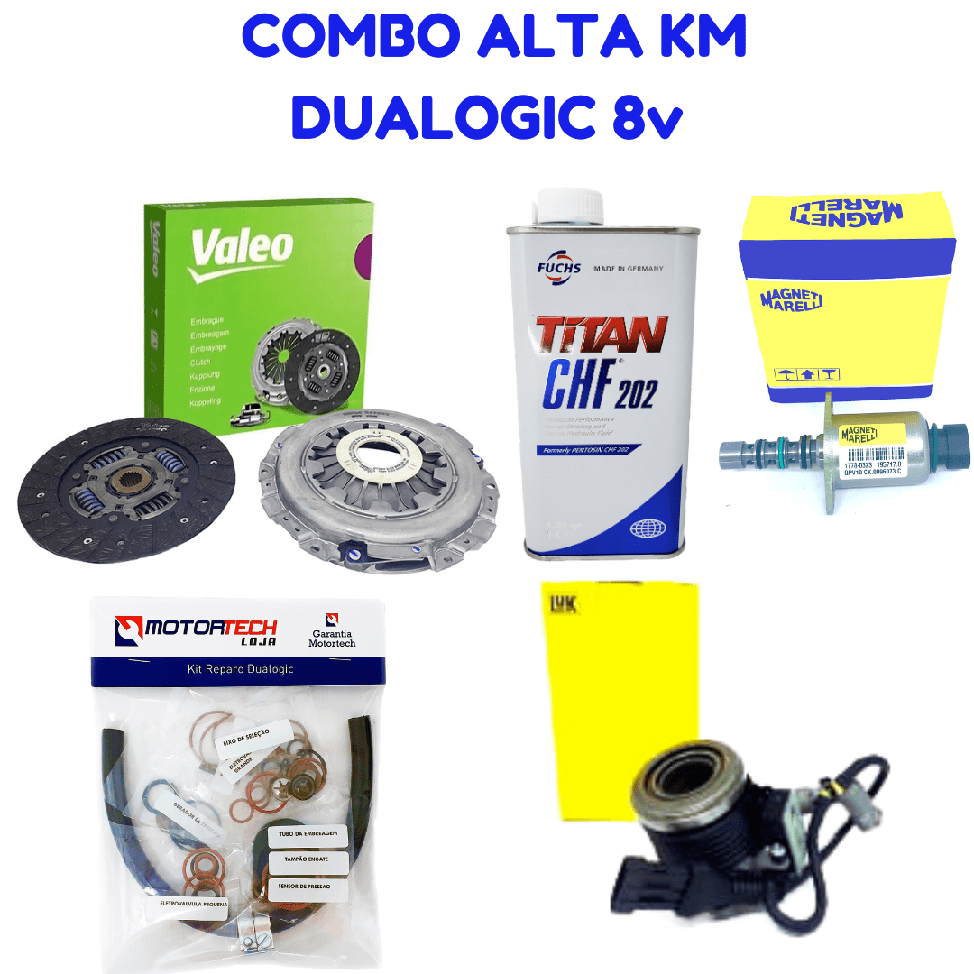 COMBO ALTA KM DUALOGIC 8V
