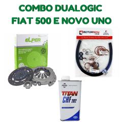 COMBO DUALOGIC - FIAT 500 E NOVO UNO