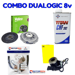 COMBO DUALOGIC 8V